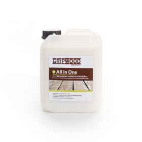 GRIPWOOD All-in-One 25 Liter tot 250m2