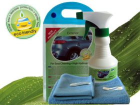 Lakbeschermings- en polijstproduct auto exterieur set 200ml